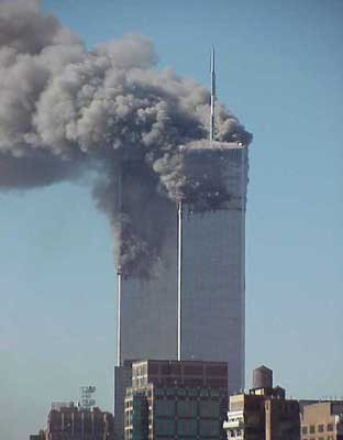 9/11/01 - World Trade Center