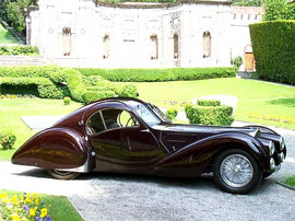 Bugatti Atlantique - one of the most beautiful cars, ever...