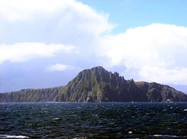Cape Horn - a perfect venue for the next America's Cup :)