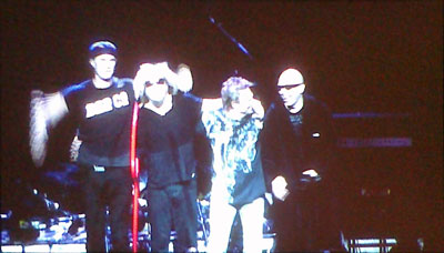 Chickenfoot! - thank you very much for an AWESOME show
