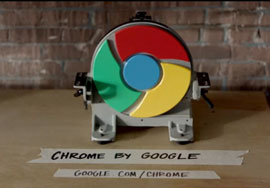 Google Chrome speed tests - awesome!