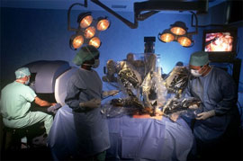 Da Vinci surgical robot enters the Robot Hall of Fame