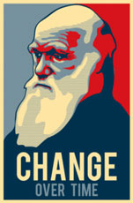 Darwin: change over time