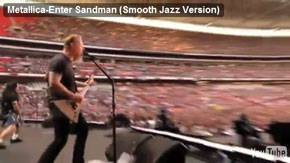 Metallica's Enter Sandman, the smooth jazz edition