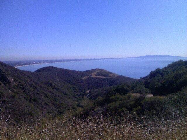 La Tuna canyon view