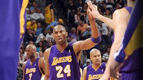 Lakers beat Denver! - advance to finals