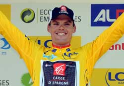 Luis Leon Sanchez wins Paris-Nice