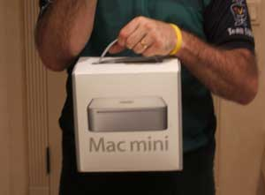 Mac Mini case