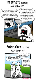 The Oatmeal: minor differences