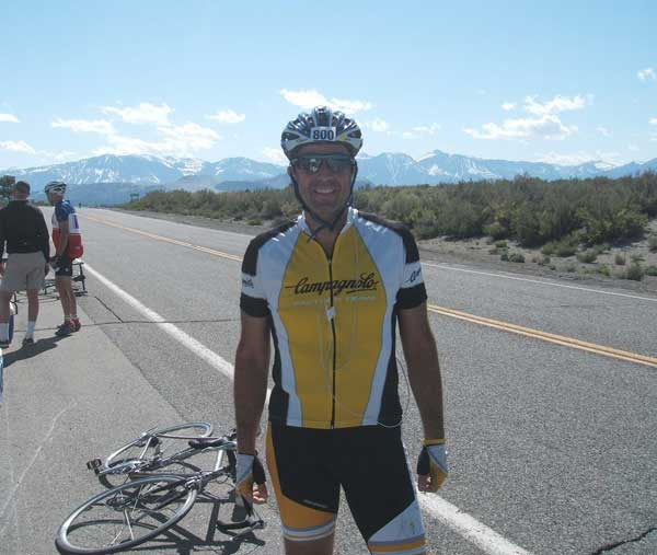 at the Eastern Sierra Double