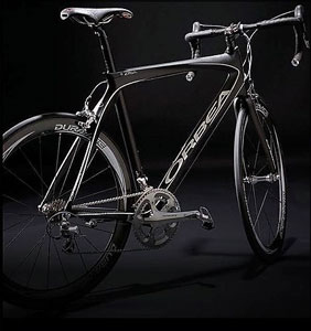 Orbea Orca in gray