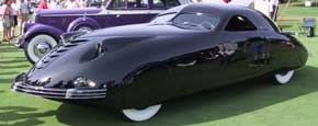 the 1938 Phantom Corsair