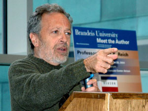 Robert Reich tells it like it is (even if it isn't what we want)