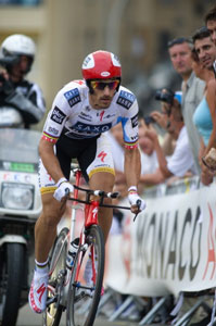TDF 09 stage 1: Fabian Cancellara blows away the field!
