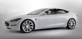 Tesla Model S - the real competition for Lexus and Equus
