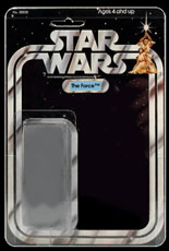 The Force: action figure :)