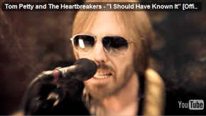 Tom Petty: I should have known it.