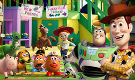 Toy Story 3: another big winner for Pixar