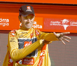 Alejandro Valverde wins the 2009 Vuelta