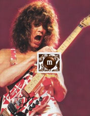 Van Halen - no brown M&Ms!