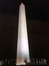 Washington Monument (an ancient Masonic symbol?)