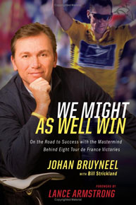 We might as well win - Johan Bruyneel