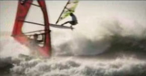 awesome Brazilian windsurfing video