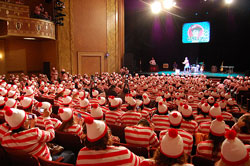 the world Waldo record is broken :)
