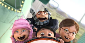 Despicable me - an emotional roller coaster