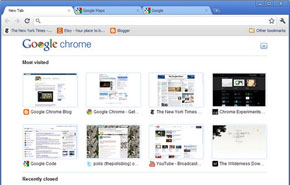 Google Chrome - two years old!