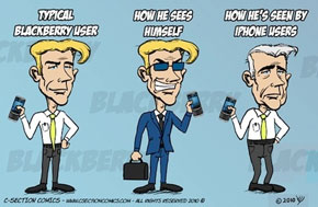 Blackberry users :)