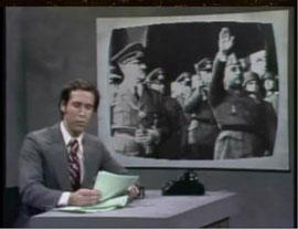 Chevy Chase gives the Francisco Franco update