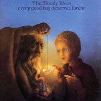 Moody Blues' Every Good Boy Does Favor