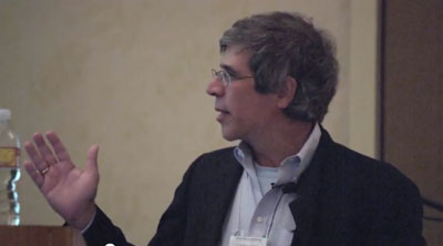 "Jerry Coyne explains ""why evolution is true"""