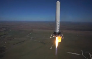 SpaceX Grasshopper
