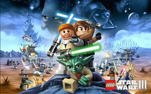 LEGO Star Wars, now on IOS