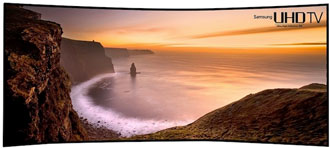HDTV and the Cliffs of Moher