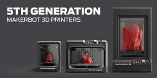 MakerBot new printers