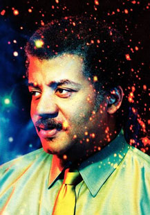 Cosmos new host Neil deGrasse Tyson