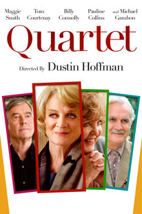 Quartet, the movie