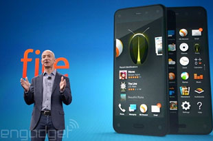Amazon's Fire phone keynote