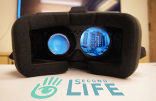 SecondLife VR