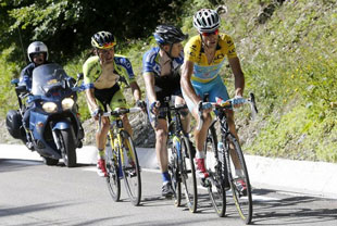 Vincenzo Nibali wins stage 13 and solidifies his lead in Le Tour 2014