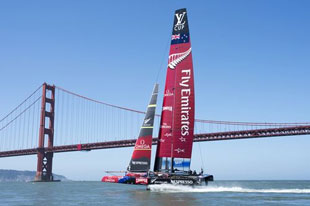 America's Cup - next one NOT in San Francisco