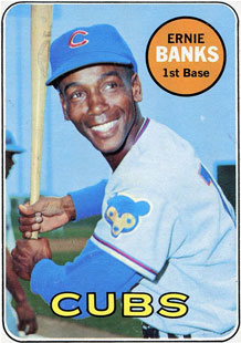 """Mr Cub"" Ernie Banks"