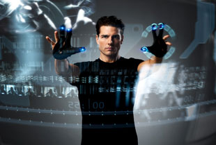 Minority Report - best Hollywood attempt at Strong AI