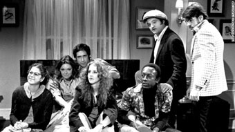 the original SNL cast