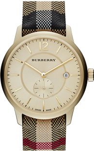 the Burberry watch