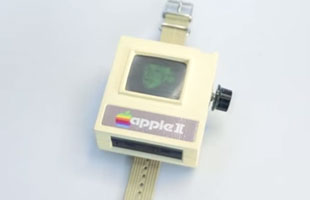 the Apple II Watch