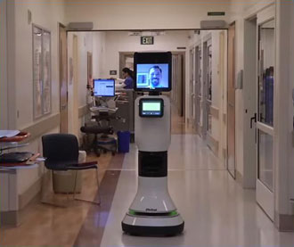 InTouch Health telepresence robot